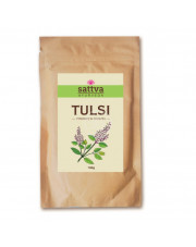 Tulsi w Proszku Sattva Herbal, 100g