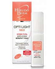 Eye Cream Gel Hirudoderm Opti Light