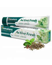 Himalaya Active Fresh Gel For Fresh Breadth and Healthy Gums, 80g