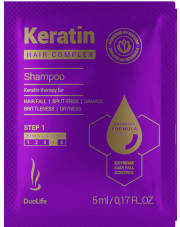 SAMPLE Advanced Formula Shampoo DuoLife Keratin Hair Complex