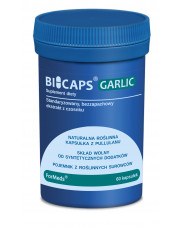 BICAPS GARLIC Garlic Extract, Formeds, 60 capsules