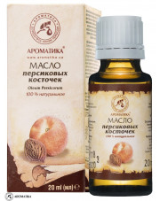 Peach Kernel Natural Oil, Aromatika