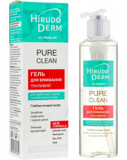Facial Cleansing Gel Pure Control Hirudoderm
