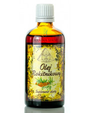 Sea-buckthorn Oil (Oleum Hippopheae), 100% Natural
