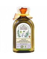 Rosemary Cleansing Hair Oil, Green Pharmacy