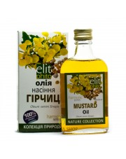 Mustard Seed Oil, Elitphito 100% Natural
