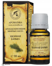 Essential Oil Blend Pine Bath, Aromatika