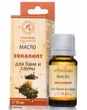 Bath and Sauna Oil Eucalyptus, Aromatika